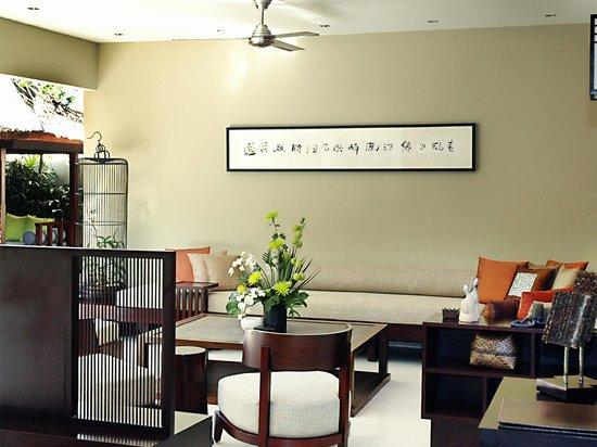 The Amala : Residence living room