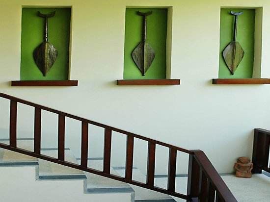 The Amala : Residence second floor stair