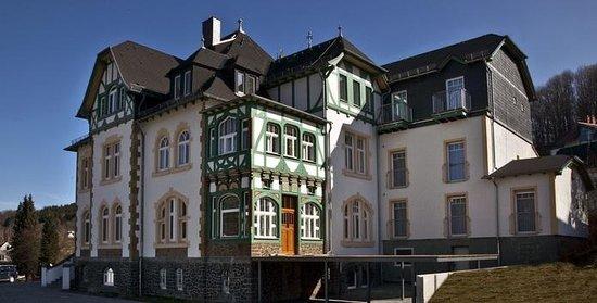 Alte Landratsvilla - Hotel Bender: Hotel