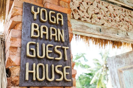 The Yoga Barn Guest House: Selamat Datang!  ( Welcome! )