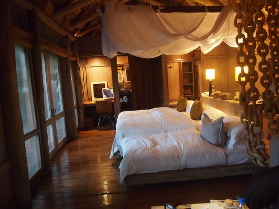 andBeyond Lake Manyara Tree Lodge : Our Room