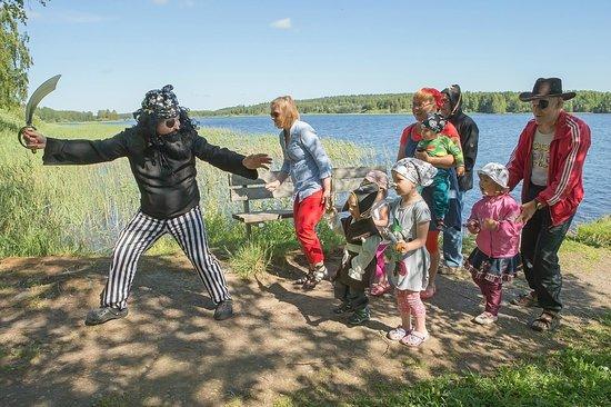 Vekara-Varkaus Children's Summer Festival, Varkaus Finland, photo Juhani Valtola