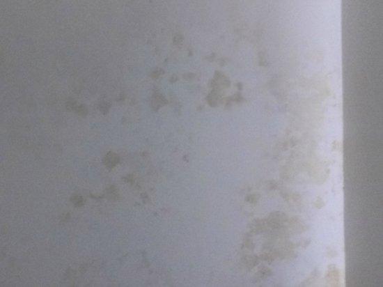 Art Hotel Eiffel : water damage