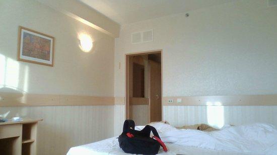 Beta Hotel Izmailovo: Номер на 27 этаже