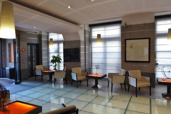 BEST WESTERN Crystal Palace Hotel : Lobby
