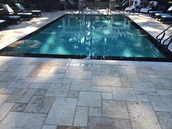 Inn & Club at Harbour Town - Sea Pines Resort: der Pool
