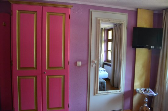 Hotel Fantasia : Habitacion Doble Estandar