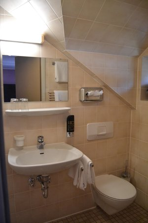 Hotel Fantasia: Habitacion Doble Estandar - Baño
