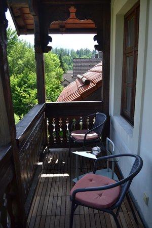 Hotel Fantasia: Habitacion Doble Estandar - Balcon