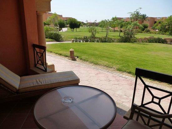 Resta Grand Resort : giardini