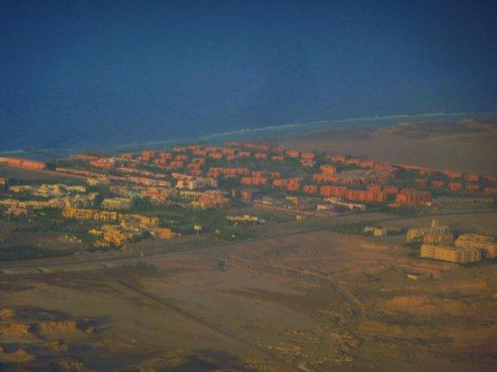 Resta Grand Resort : villaggio dall'aereo