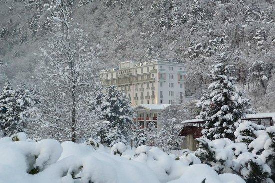 Radiana Hotel La Lechere