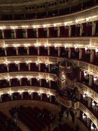 Teatro di San Carlo: napoli san carlo teatro