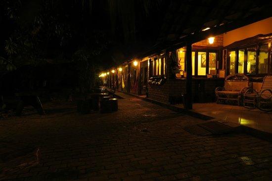 Araras Pantanal Ecolodge: Night Time