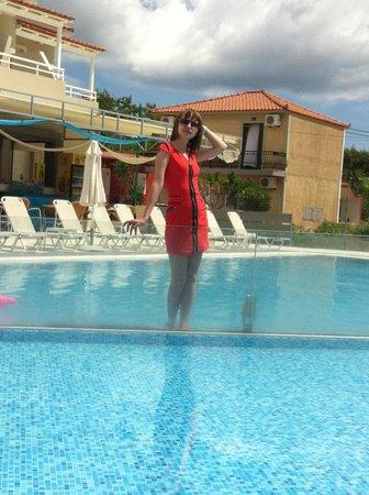 Esperia Hotel: pool