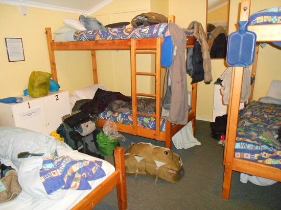 Chez la Mer Backpackers : dorm