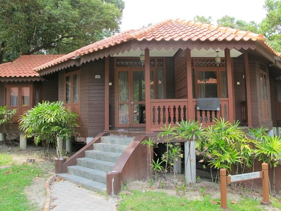 Sibu Island Resort: Layang-Layang Suite 1110
