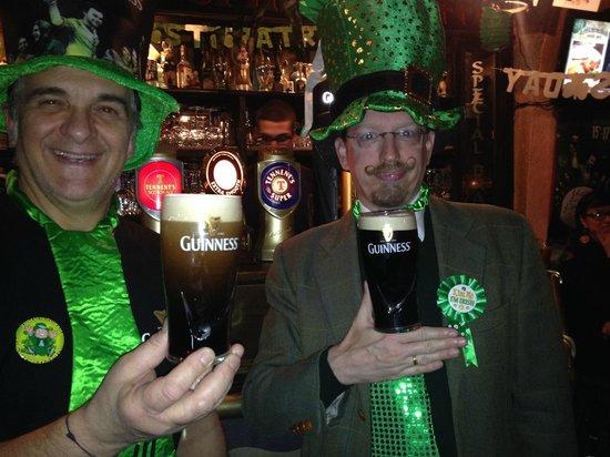 Maracana Irish Pub: St Patrick day
