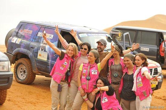 Le Carillon : Un endroit que fréquentent les gazelles du Rallye Aïcha des gaselles du Maroc