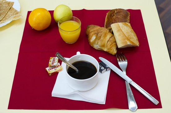 Petit déjeuner CERISE Auxerre