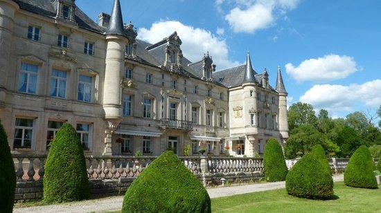 Chateau des Monthairons: Le château