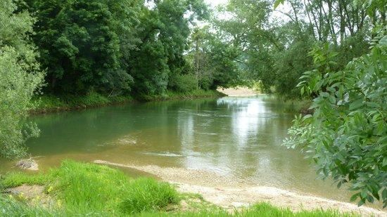 Chateau des Monthairons: Une échappée sur la Meuse