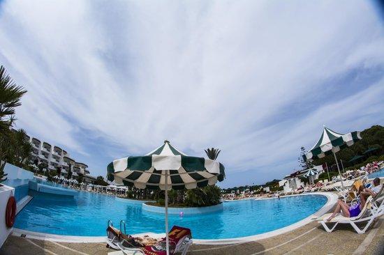 Vincci El Mansour : piscine