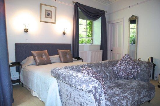 The Cluny Bank Hotel: Davies Room, refurbished June 2014
