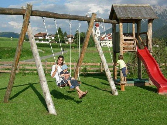 Stifterhof: Spielplatz