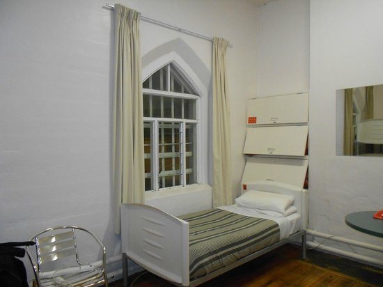 Jailhouse Accommodation: My Cell