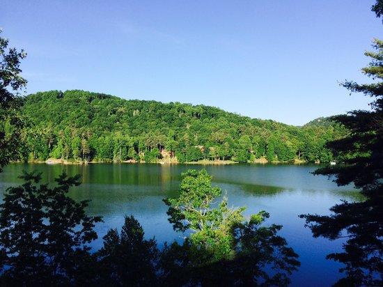 Lake Glenville: -