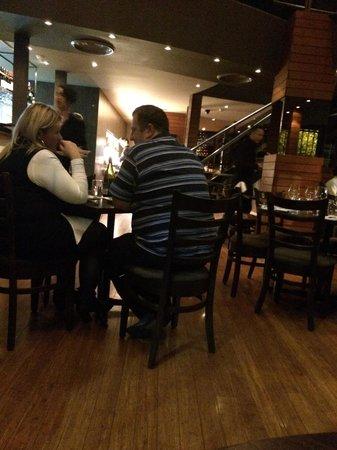Rare Steakhouse Downtown: Inside the Restaurant