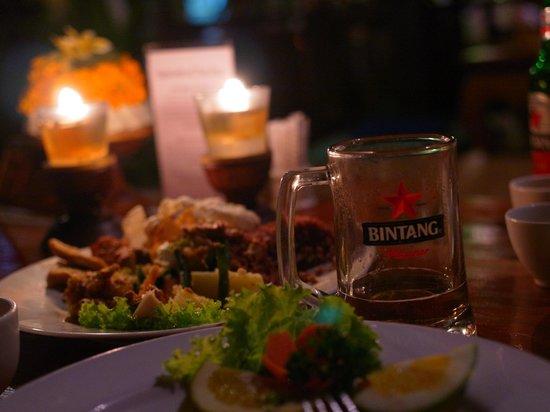 Cafe Wayan & Bakery : Lovely meal