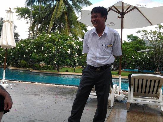 Duangjitt Resort & Spa: at the pool