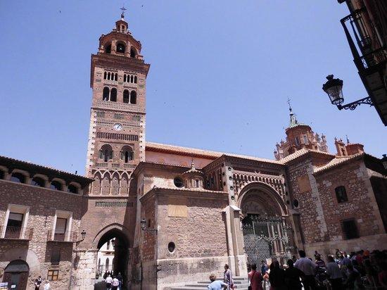 Catedral de Teruel: 教会外観