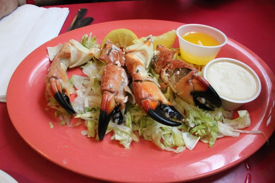 Mrs. Mac's Kitchen: Pinces de crabe