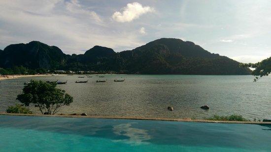 Phi Phi ViewPoint Resort : seaview inifity