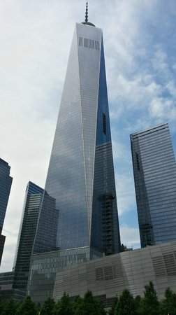 Memorial del 11S: One World Trade Center
