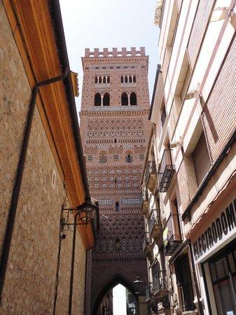 Torre de San Salvador : 外観