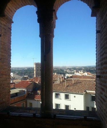 Fundacion Amantes de Teruel : from tower