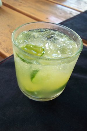 Kumquat Caipirinha Recipe — Dishmaps