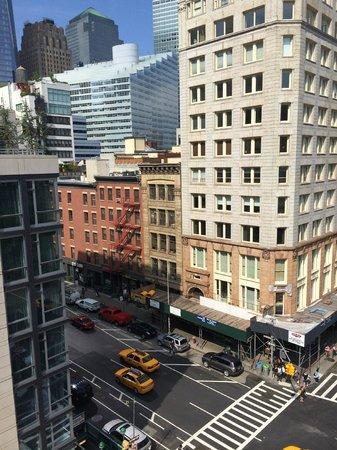 Cosmopolitan Hotel - Tribeca : Der Schein trügt; es ist sehr Laut...