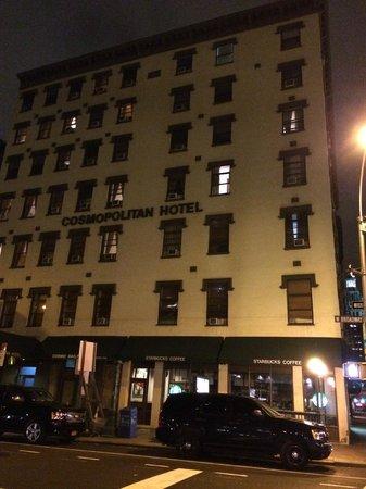 The Frederick Hotel: Der Schein trügt; es ist sehr Laut...