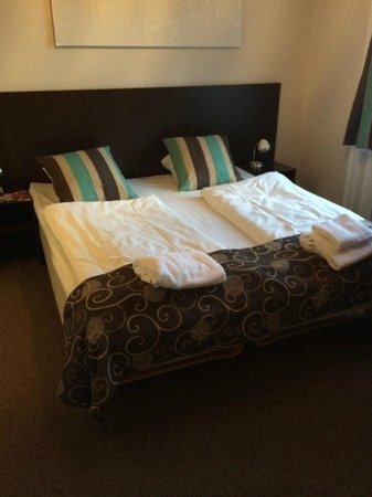Hotel Sct. Thomas: Double bed