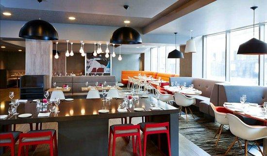 Ibis London City-Shoreditch : Fogg's Restaurant
