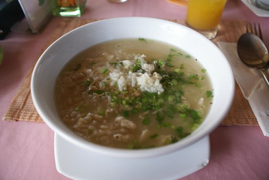 Cafe de Lotus: Thai Pork Soup