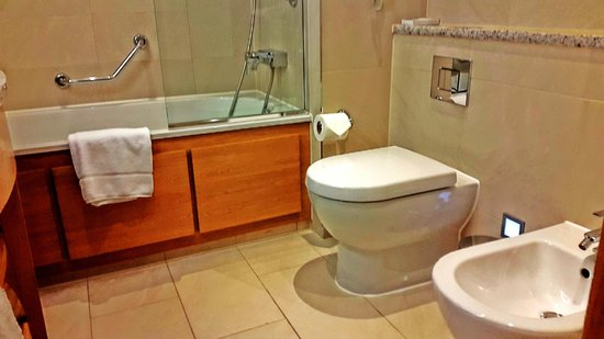 London Hilton on Park Lane: Bathroom