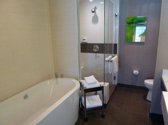 Vdara Hotel & Spa: baño