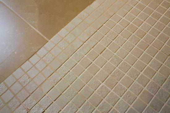 Houndgate Townhouse: Room Six Wet Room Flooring