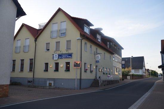 Oberthulba, Deutschland: Het gasthaus